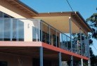 Ascot Park Glass balustrading 1