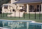 Ascot Park Glass fencing 2