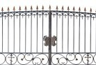 Ascot Park Wrought iron fencing 10