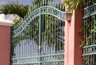 Ascot Park Wrought iron fencing 12
