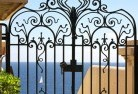 Ascot Park Wrought iron fencing 13