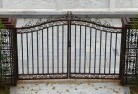 Ascot Park Wrought iron fencing 14