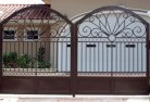 Ascot Park Wrought iron fencing 2