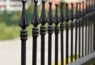 Ascot Park Wrought iron fencing 8